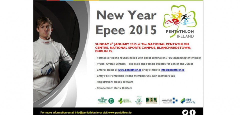 NEW YEAR EPEE 2015