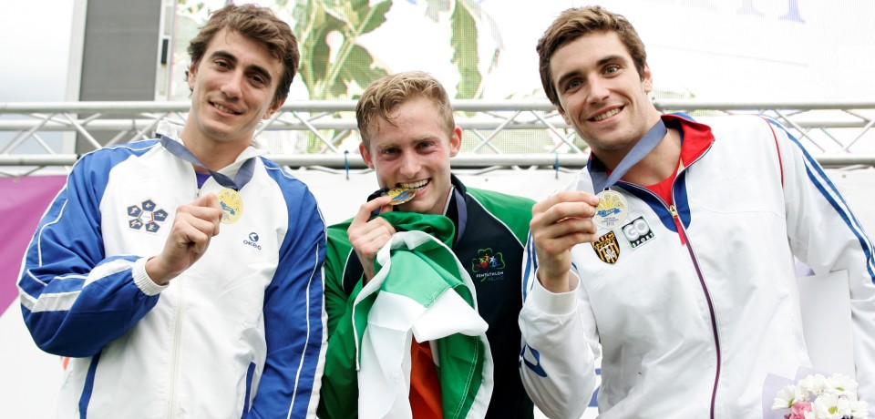 GOLDEN VICTORY FOR ARTHUR IN EUROPEAN CHAMPIONSHIPS