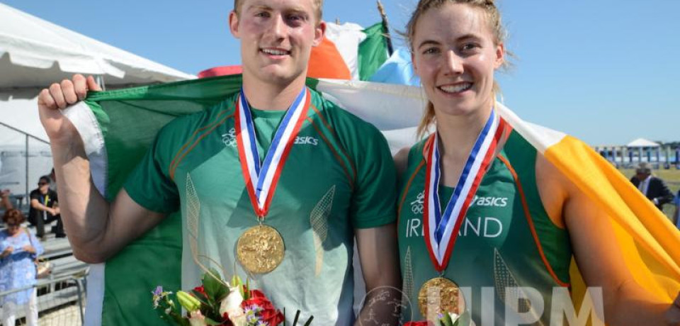 Irish Mixed Relay Claims Gold at UIPM 2016 World Cup Final in USA