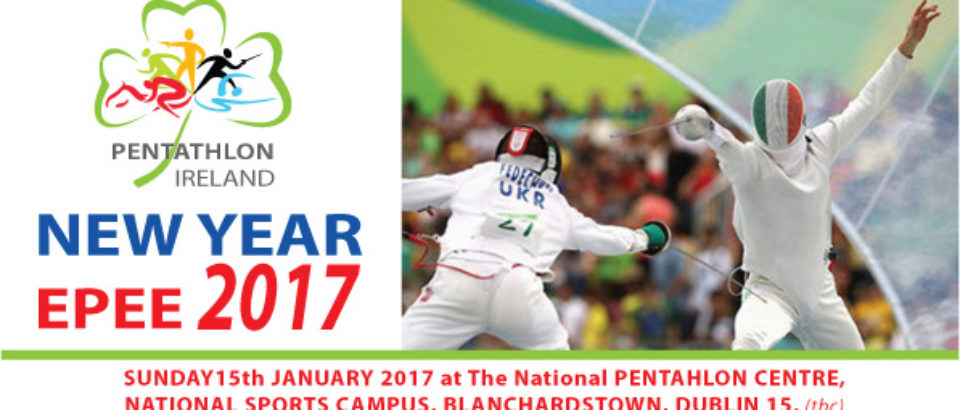 NEW YEAR EPEE 2017