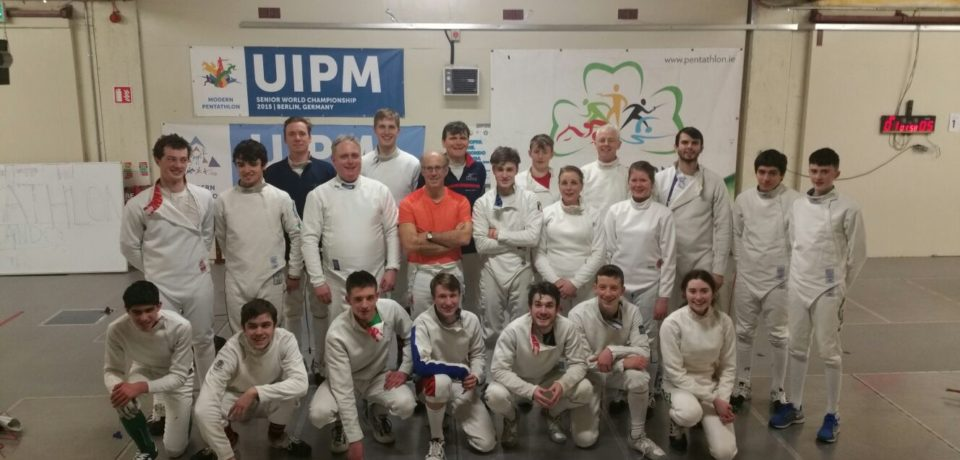 NEW YEAR EPEE 2017- Results