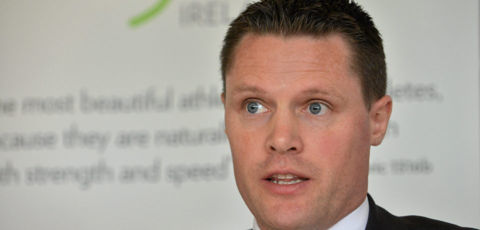 Pentathlon Ireland nominates Rob Downes to run for Olympic Council Executive Board