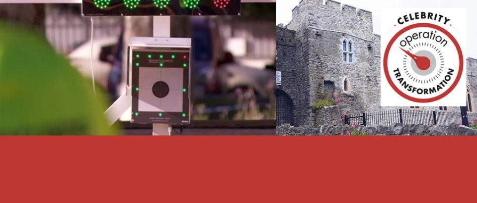 Pentathlon Ireland & Fingal County Council Laser -Run at Swords Castle