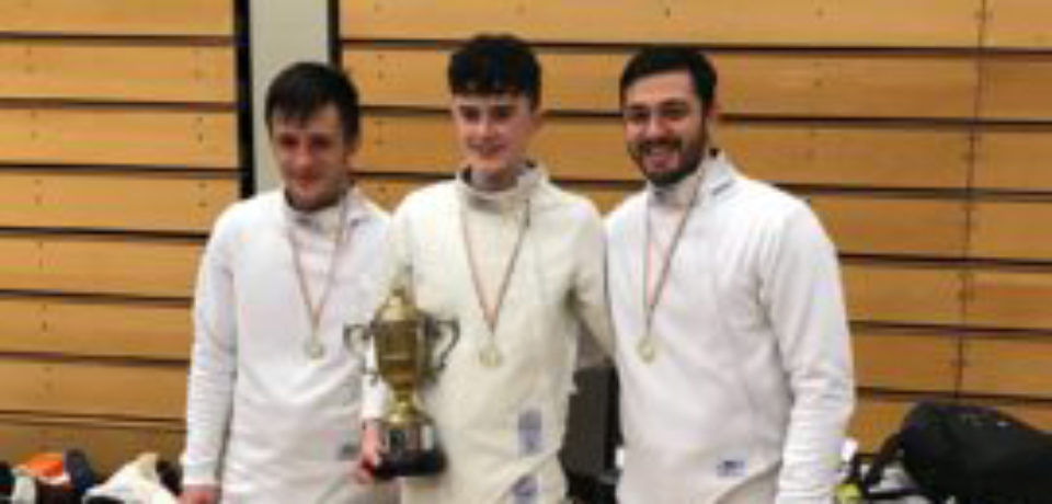Prof. Duffy Memorial Team Men's and Women's Épée