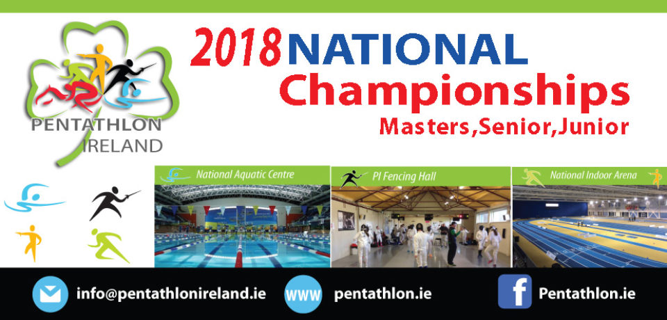 National Championships 2018 – Masters, Senior, Junior