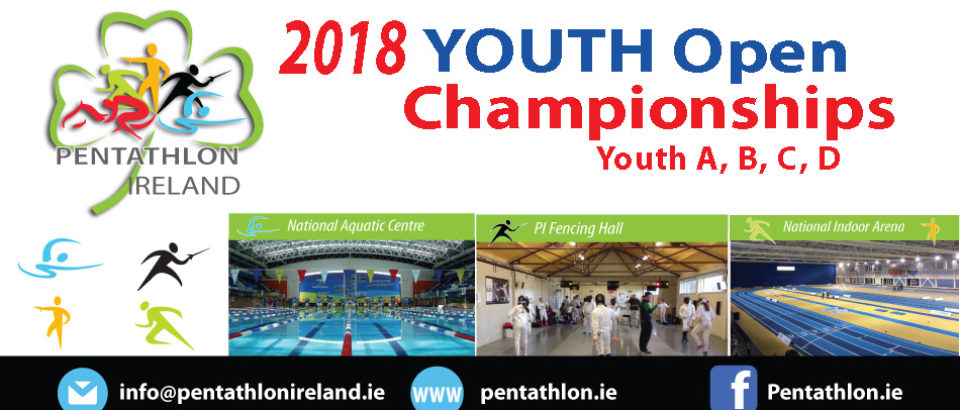 Pentathlon Ireland – Youth Open Championships 2018