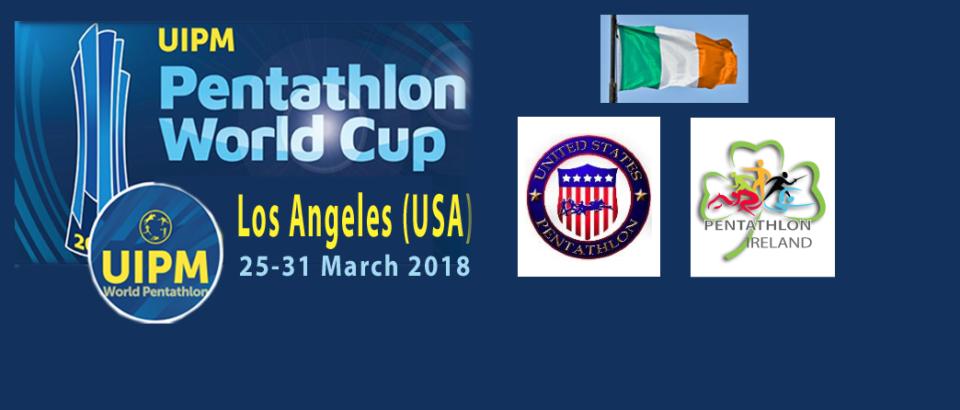 UIPM World Cup No 2, Los Angeles