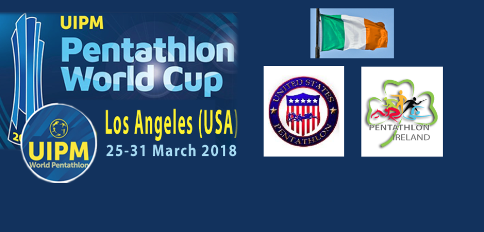UIPM World Cup No 2, Los Angeles