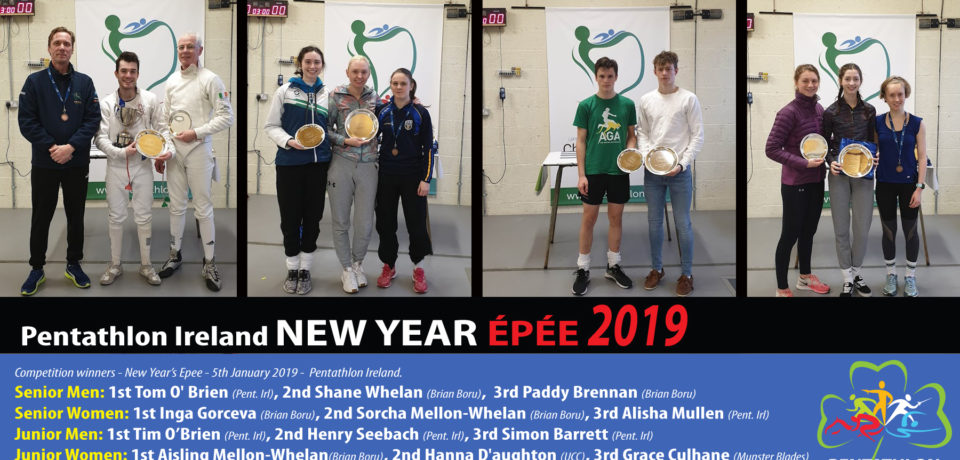 New Year Epee 2019 Results