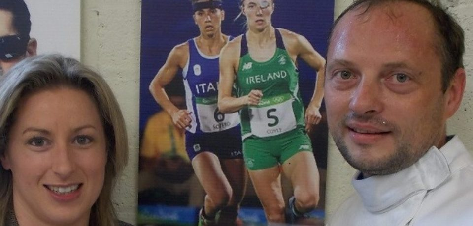 Pentathlon Ireland announces new roles for Martina McCarthy and Andrei Fedotov