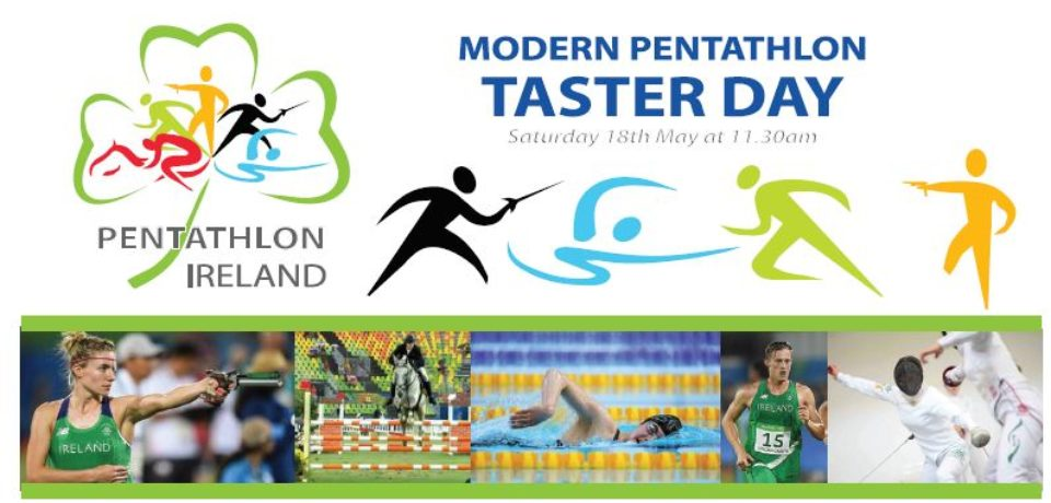 Come Try Modern Pentathlon