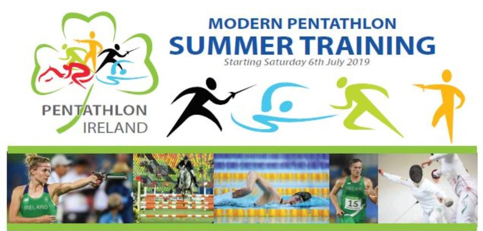 Modern Pentathlon Summer Training