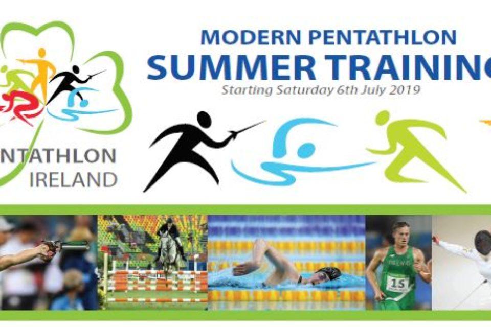 Modern Pentathlon Summer Training