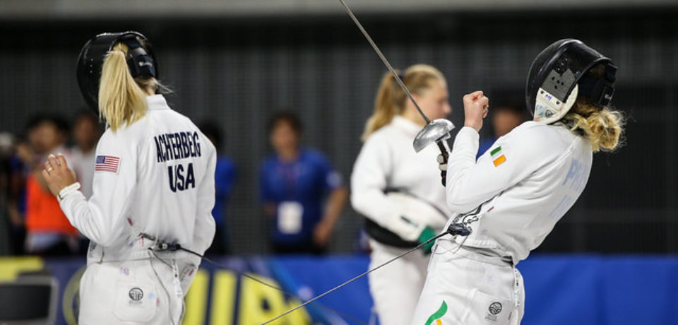 European Modern Pentathlon Championships: Ireland's Eilidh Prise savours chance to book 'dream' ticket to Tokyo Olympics