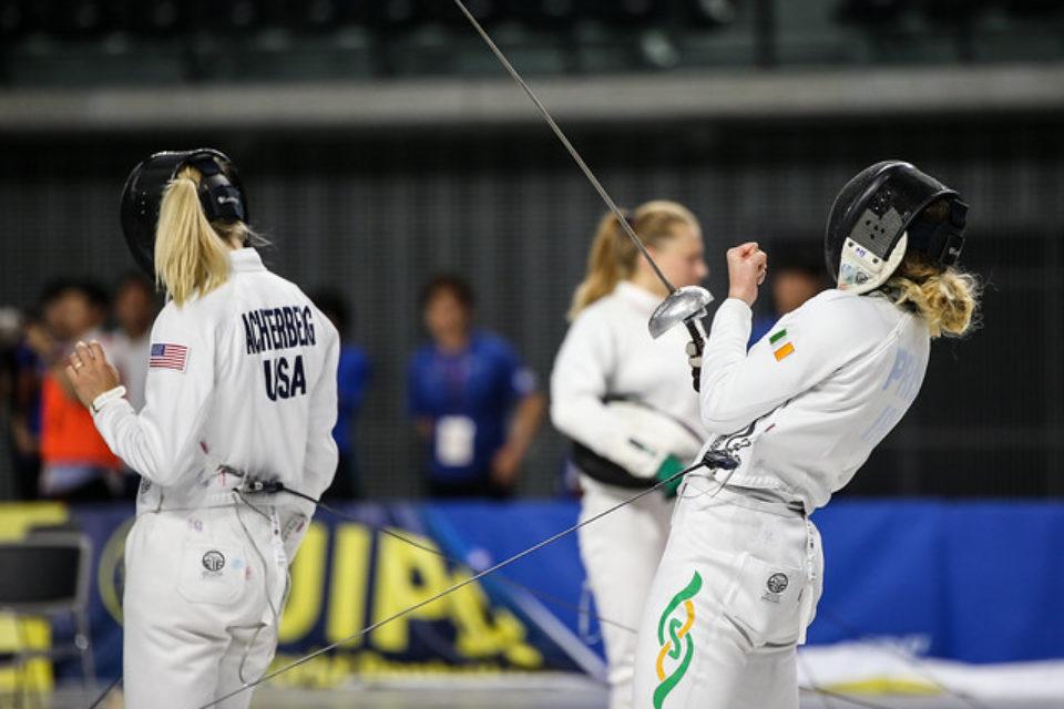 European Modern Pentathlon Championships: Ireland's Eilidh Prise savours chance to book 'dream' ticket to Tokyo Olympics