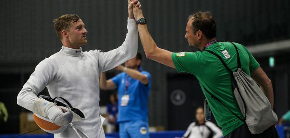 Lanigan-O'Keeffe cruises into final at UIPM 2021 Pentathlon World Cup Sofia I