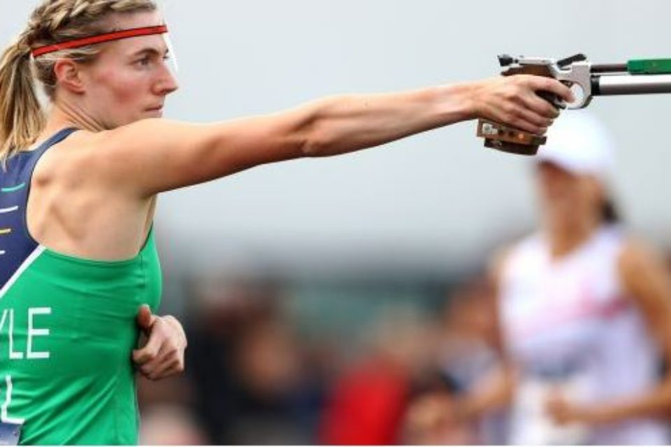 'I can't describe how happy I am,' says Natalya Coyle after qualifying for Tokyo 2020