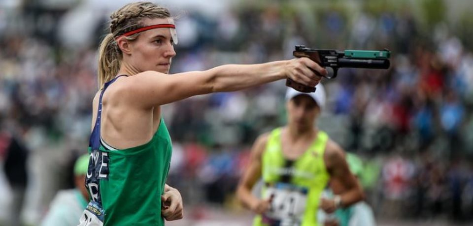 Irish pentathletes bid to secure Tokyo tickets at European Championships