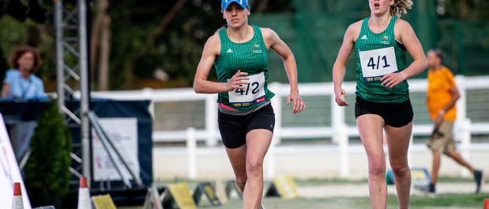Ireland kick off with fourth place in women's relay at Pentathlon World Championships