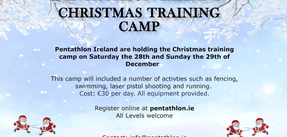 Christmas Youth Camp