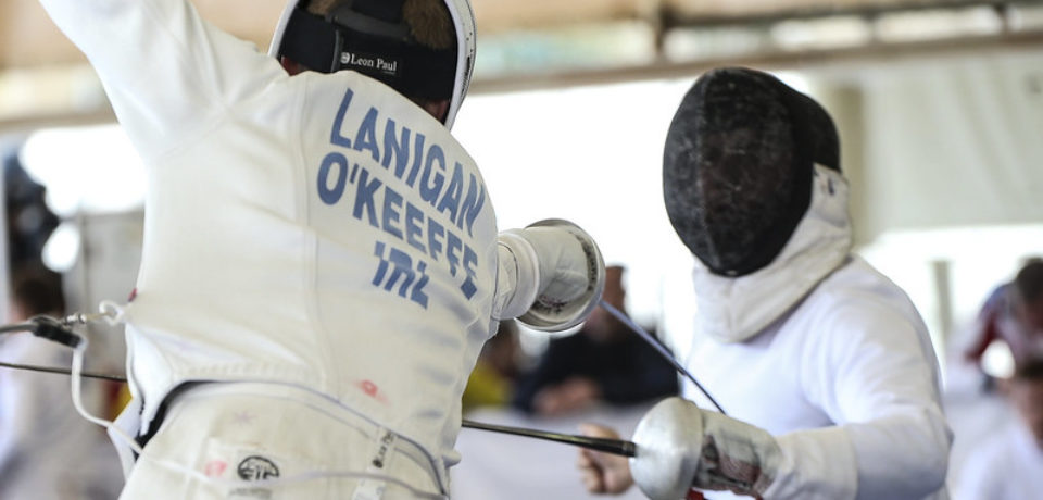 Lanigan-O'Keeffe chases Olympic qualification in UIPM 2021 Pentathlon World Cup series