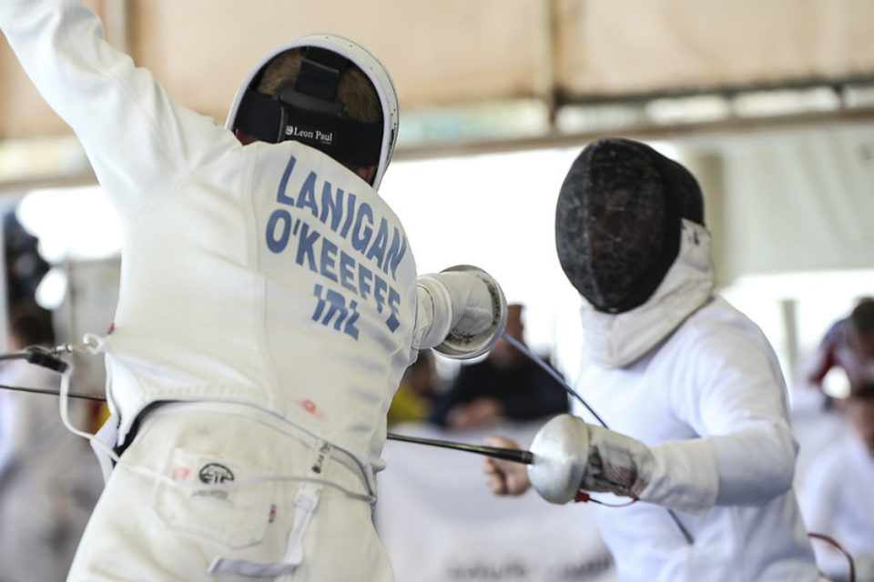 Lanigan-O'Keeffe reaches men's final at UIPM Pentathlon World Cup Cairo