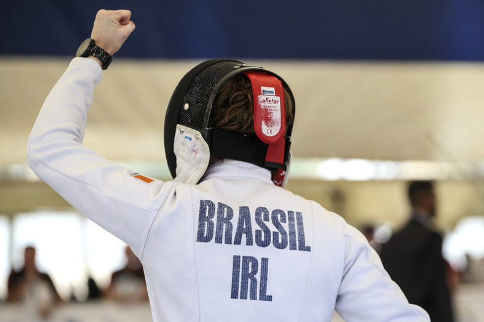 Sive Brassil finishes 16th in women's final at Pentathlon World Cup Cairo