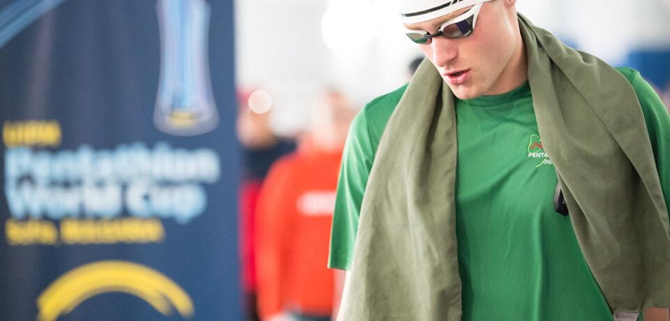 Lanigan-O'Keeffe finishes 22nd in Pentathlon World Cup Sofia (I)