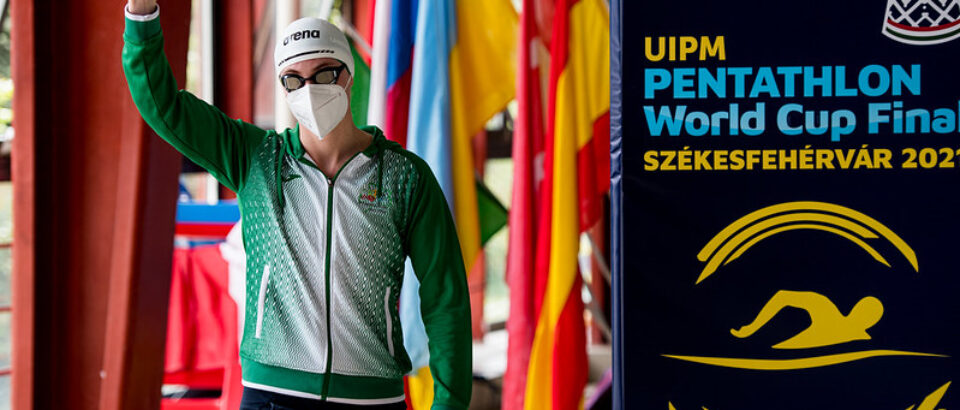 Coyle (5th) and Brassil (25th) impress in Pentathlon World Cup Final