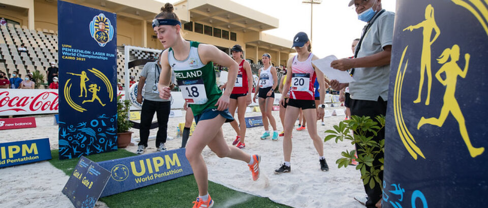 Brassil eases into women's final at Pentathlon World Championships